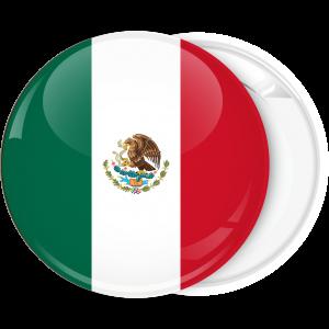 Κονκάρδα σημαία Μεξικού