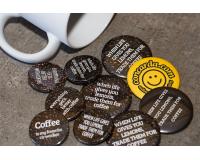 Κονκάρδες coffee quotes