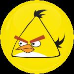Κονκάρδα yellow angry bird
