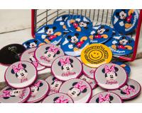 Κονκάρδες Minnie & Mickey