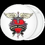 Rock Κονκάρδα Bon Jovi