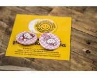 Παιδικές κονκάρδες Hello Kitty