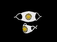 Επαναχρησιμοποιούμενες Υφασμάτινες Μάσκες προστασίας με θήκη φίλτρου, ρυθμιζόμενη