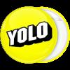 Κονκάρδα Yolo κίτρινη