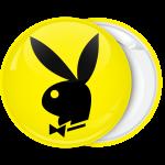 Κονκάρδα Playboy κίτρινη