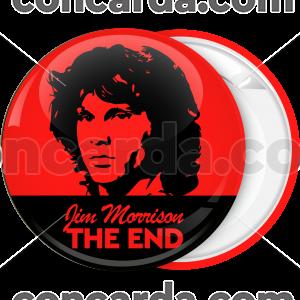 Κονκάρδα Jim Morrison The end