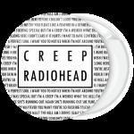 Κονκάρδα Creep Radiohead