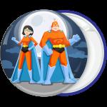 Κονκάρδα Superhero couple