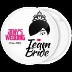 Kονκάρδα Team Bride kiss όνομα