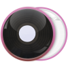 Κονκάρδα βινύλιο ροζ