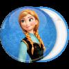 Κονκάρδα Frozen Άννα