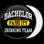 Κονκάρδα Bachelor party Drinking Team μαύρο κίτρινο