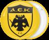 Κονκάρδα ΑΕΚ κίτρινη