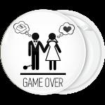 Κονκάρδα Game Over Esc Love