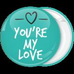 Κονκάρδα ερωτευμένων You are my love