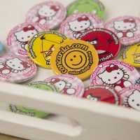 Παιδικές κονκάρδες Hello Kitty & Angry Birds