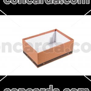 Vintage κουτί για κονκάρδες the best wishes μικρό