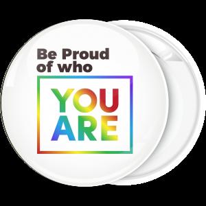 Κονκάρδα Be proud of who you are