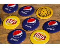 Κονκάρδες Lays Pepsi