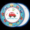 Κονκάρδα  Birthday boy cars