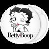 Κονκάρδα Vintage Betty Boop λευκή