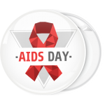 Κονκάρδα Aids Day red ribbon