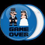 Κονκάρδα Game Over 8bit retro style