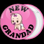 Κονκάρδα new grandad baby ροζ