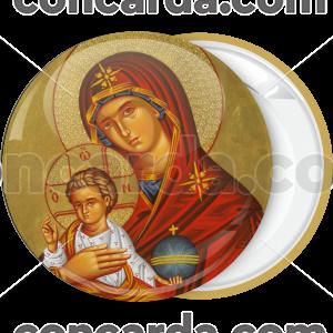 Κονκάρδα Παναγία με μικρό Ιησού