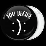 Κονκάρδα You Decide μαύρη