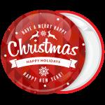 Κονκάρδα Happy Holidays wishes