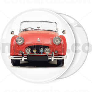 Κονκάρδα vintage sport car