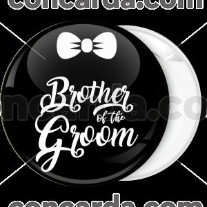 Κονκάρδα brother of the groom παπιγιόν