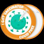 Κονκάρδα I got vaccinated covid free