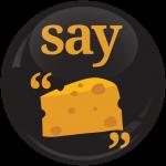 Κονκάρδα Say Cheese μαύρη