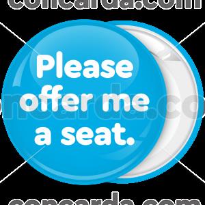 Κονκάρδα Please Offer me a seat