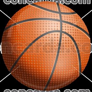 Κονκάρδα μπάλα μπάσκετ
