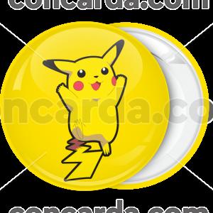 Κονκάρδα Pokemon Pikachu cheering