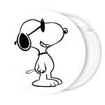 Κονκάρδα Snoopy πόζα