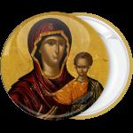 Κλασσική Κονκάρδα Παναγίας με Ιησού