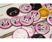 Κονκάρδες παιδικού πάρτυ Minnie