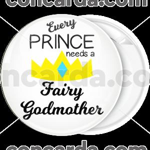Κονκάρδα Every prince needs a fairy godmother