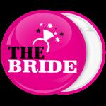 Kονκάρδα The Bride μονόπετρο φούξια