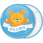 Κονκάρδα Teddy bear it is a boy