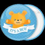 Κονκάρδα Teddy bear it is a boy