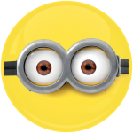 Κονκάρδα Minions yellow eye
