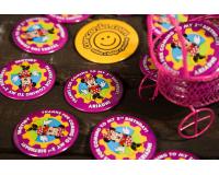 Κονκάρδες παιδικού πάρτυ Μινυ Μάους
