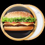 Κονκάρδα Burger Black