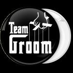 Κονκάρδα Team groom godfather style