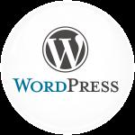 Κονκάρδα Wordpress logo